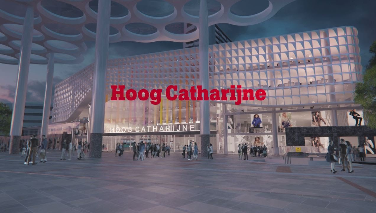 klépierre opens first phase of the nEW Hoog catharijne
