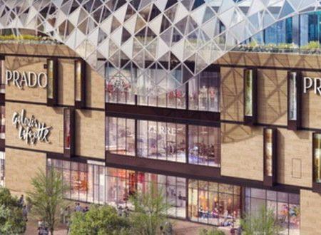 Klepierre inaugura a Marsiglia, l'avveneristico Prado Shopping Centre